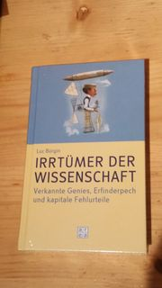 Buch Luc Bürgin -