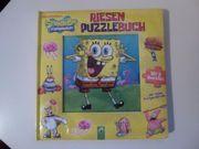 Riesen Puzzlebuch Spongebob