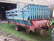 Ladewagen * Hersteller : Mengele,