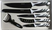 6 teiliges neues Messerset aus