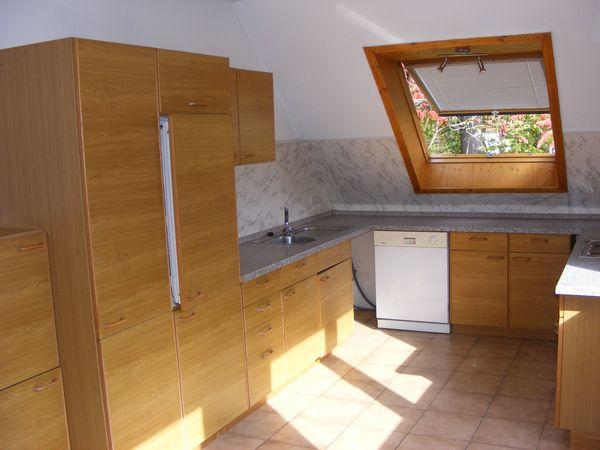 2 Zimmer-Dachwohnung