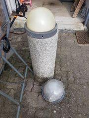 Granit Lampe