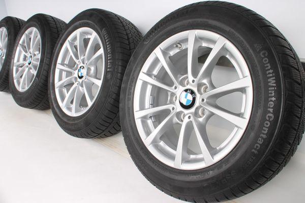 BMW Winterkompletträder 3er F30 F31 4er F32 F33 F36 16 Zoll 390 V-Speiche RDC silber - Kerpen Buir - Willkommen bei WerksRaeder24 - Ihr Partner für originale BMW & Mini Räder! 100% Original BMW / Mini 10.000 Radsätze vorrätig 25.000 zufriedene KundenWir sind ein TrustedShops zertifizierter Online-Shop und auf den Vertrieb von originalen - Kerpen Buir