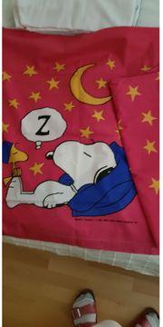 Snoopy Bettwäsche
