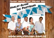 Partyband, Hochzeitsband Harley