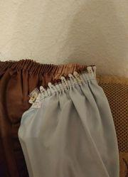 Wohnzimmer Gardinen Schals