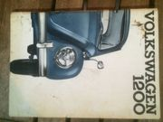 Betriebsanleitung Volkswagen 1200