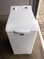 Waschmaschine AEG Lavamat Toplader 6kg