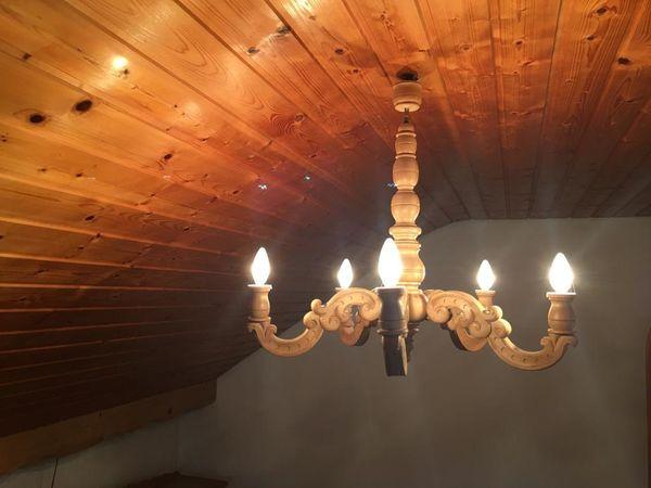 Kronleuchter Mit Doppeladler ~ Antiker kronleuchter mit doppeladler und leuchten kalaydo