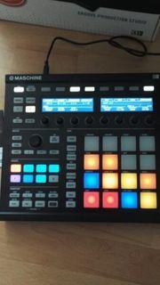 Maschine MK2 black inklusive Software