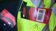 arbeitsjacke garten-straßenbau feuerwehr antistatisch wasserdicht