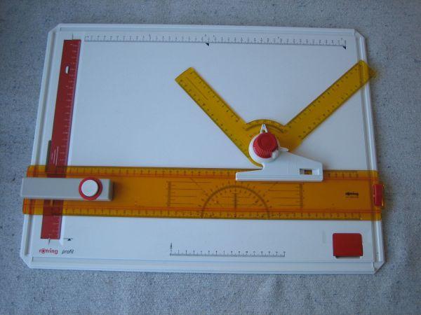 Zeichenplatte Rotring A3 » Schul- und Lehrbedarf