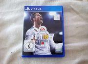 PS4 Fifa 18 Wie Neu