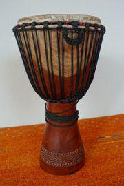 Original Djembe Trommel aus Afrika