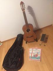 Konzertgitarre Pro Natura für große