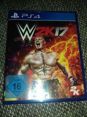 Playstation4 Spiel 4 W2K17