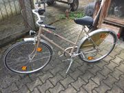 Nostalgie Klapp - Fahrrad
