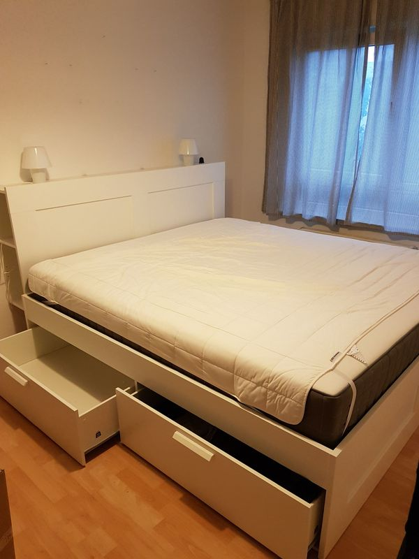 Hemnes Bett Gunstig Gebraucht Kaufen Hemnes Bett Verkaufen Dhd24 Com