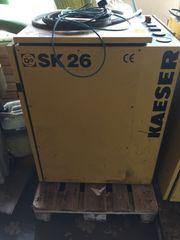 Kaeser Schraubenkompressor Set SK 26