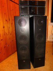 Lautsprecher CANTON Grundig Fine Arts