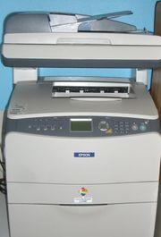 Gratis Laser-Kombi Epson CX11NFC