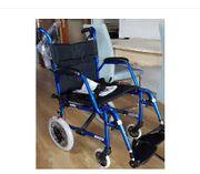 Neuer Rollstuhl nur