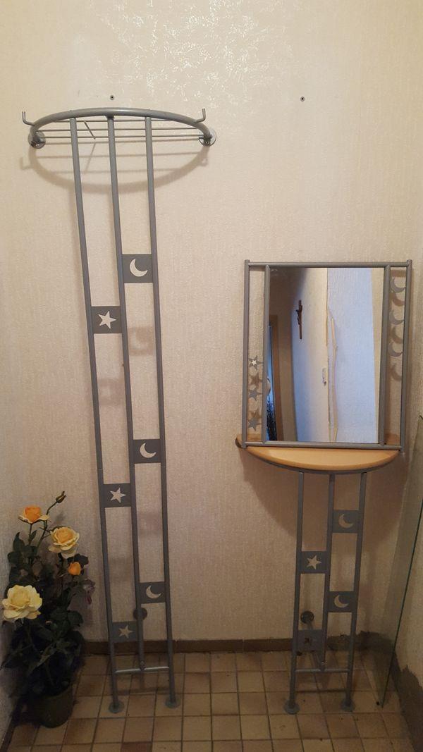 Spiegel set gebraucht kaufen nur 4 st bis 60 g nstiger for Garderobe gebraucht