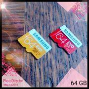 Speicherkarten 64GB