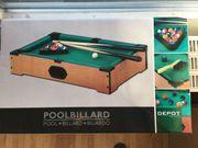Tisch Pool Billard spiel - unbenutzt