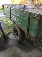 anhaenger traktor kipper automarkt gebrauchtwagen. Black Bedroom Furniture Sets. Home Design Ideas