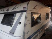Wohnwagen Hobby deLuxe 560