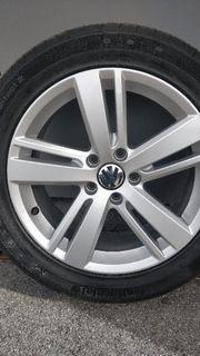 VW Sharan 7N Alukompletträder