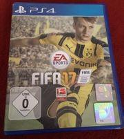 FIFA 17 PlayStation 4 Tausch