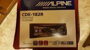 Autoradio Marke Alpine