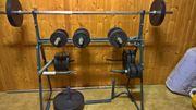 Gewichte für Homtrainer