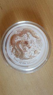 Silbermünze 1 kg Perth Mint