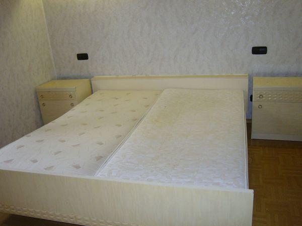 Schlafzimmer aus den 50er Jahren in Elchesheim-Illingen - Schränke ...