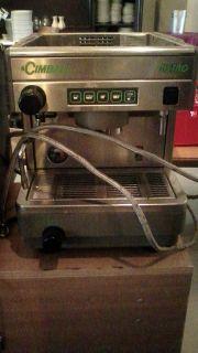 Espresso machine la