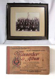 um 1900: Foto