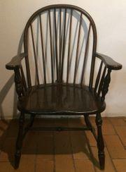 4 Windsor Stühle