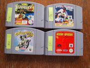 Nintendo Spiele N64