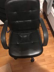 Kunststoff Leder Sessel