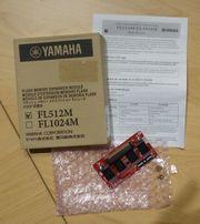 Yamaha FL512 Speichererweiterung für Tyros4