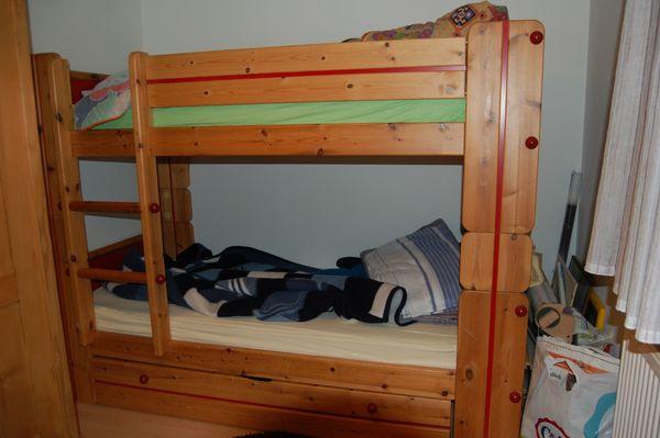 Kinderbett Etagenbett : Kinderbett etagenbett in neckargerach kinder jugendzimmer