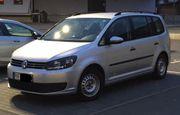 VW Touran 7-