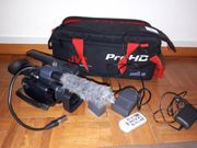 ProHD Kamera Canon GY-HM100E