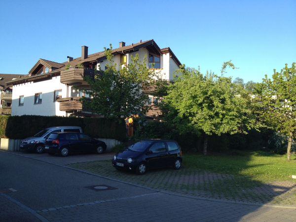 3-Zi -EG-Wohnung
