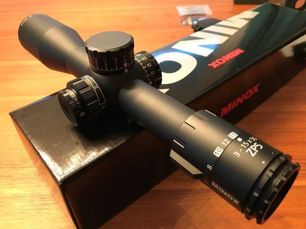 Zielfernrohr minox zp in orbis optik kaufen und verkaufen über