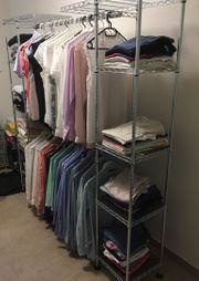 Kleiderschrank Garderoben-System