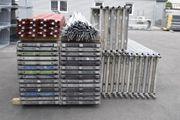 190 m² gebrauchtes Gerüst Baugerüst